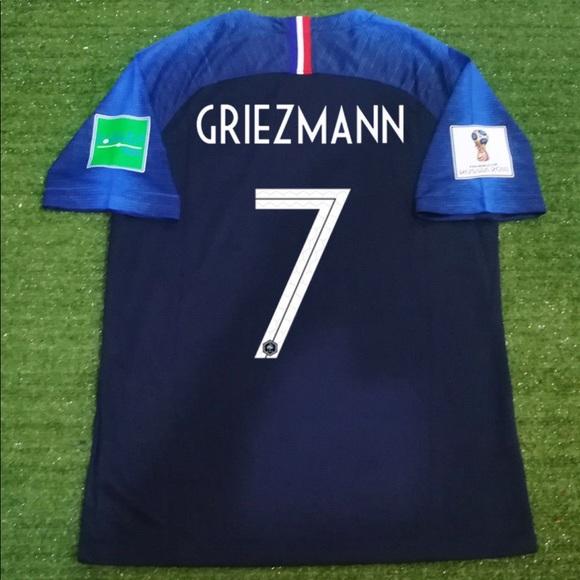 8f8e1c402 FIFA World Cup France jersey griezmann 7